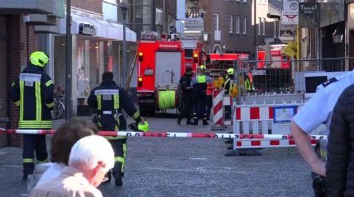 Atropello en Münster deja al menos cuatro muertos