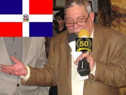 Circulo Locutores NY homenajeara Francis Mendez 50 años en la radio