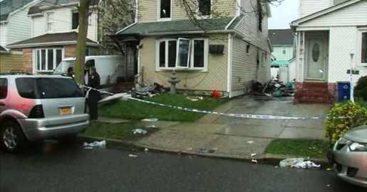 Tres muertos y varios lesionados fuego casa Queens