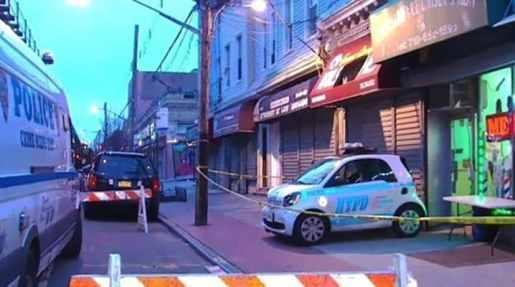 Dominicanos corren despavoridos ante tiroteo en El Bronx