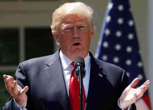 Trump promete trabajar con nuevo presidente México