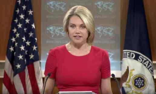 EEUU ordena salida de dos diplomáticos venezolanos