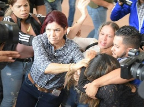 CDP-Santiago condena agresión a la periodista de CDN,  Deyanira López