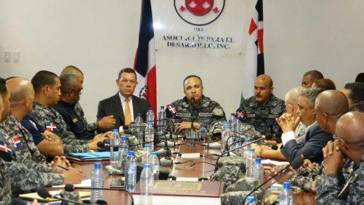 La PN realiza cambios a nivel nacional