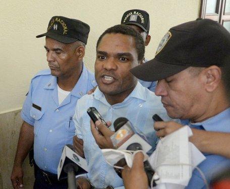 Donni Santana cuevas enviado a cárcel SPM con medidas de coerción