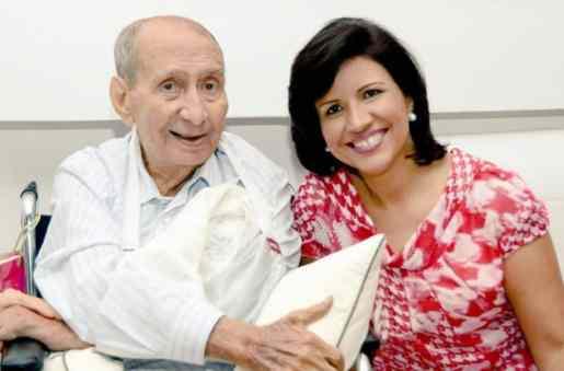 Fallece Luis Cedeño, padre vicepresidenta Margarita Cedeño de Fernández