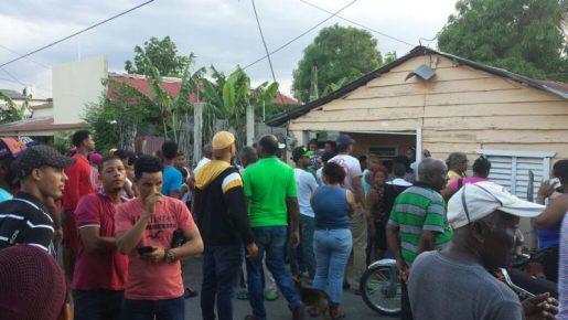 Dajabón: Abuela y nieta muere electrocutadas