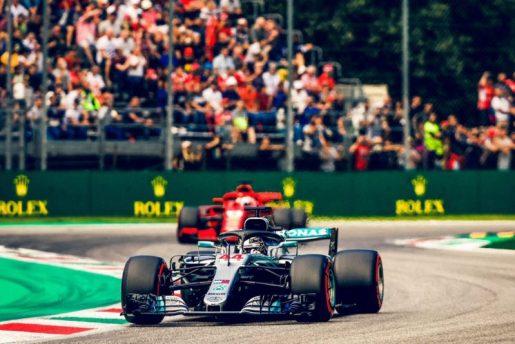 Hamilton derrota a Ferrari en su casa