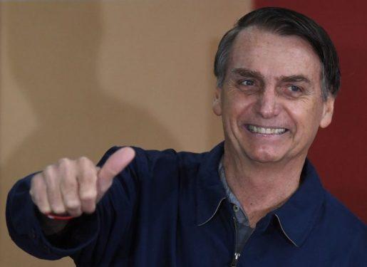 Creen solo un vuelco radical evitaría triunfo de Bolsonaro