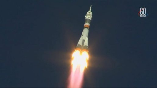 La nave rusa Soyuz MS-10 sufrió  fallo en su lanzamiento