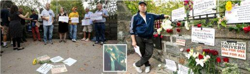 Realizan vigilia en Nueva York por taxista dominicano se suicidó
