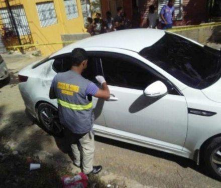 Matan otro taxista de Uber en Santiago