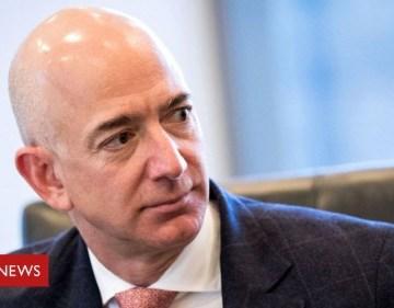 Jeff Bezos lo stop di bira CEO di Amazon