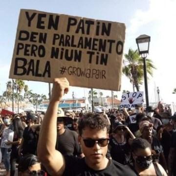 Ya a pasa un aña di dia 3 juli di manifestacion pa bringa contra abuso sexual di mucha