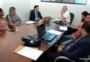 MUNICÍPIO DE SÃO DESIDÉRIO SEDIA ENCONTRO DE COMISSÃO NACIONAL E ESTADUAL PARA ERRADICAÇÃO DO TRABALHO ESCRAVO