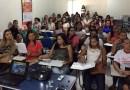 AUXILIARES DE SAÚDE BUCAL DE SÃO DESIDÉRIO PARTICIPAM DE TREINAMENTO EM BARREIRAS