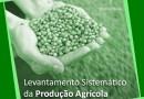 IBGE PREVÊ SAFRA DE GRÃOS 6,8% MENOR EM 2018
