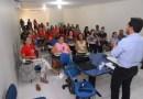 Barreiras Ba Secretaria de Saúde promove palestra com orientações para familiares e pacientes que fazem acompanhamento e tratamento de Fibromialgia