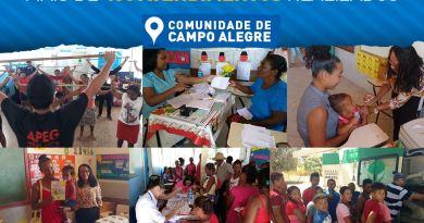 Prefeitura de Barra Programa Mutirão de Saúde