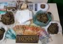 Barreiras BA :POLÍCIA MILITAR FAZ APREENSÃO DE DROGAS