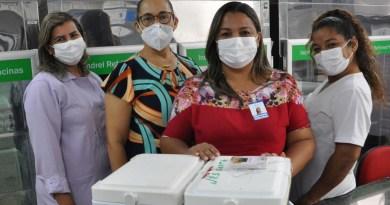 Barreiras recebe nova remessa de vacinas contra Covid-19 e realiza drive-thru nesta quinta e sexta-feira para pessoas com comorbidades