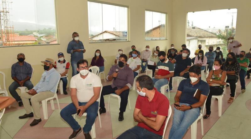 SDR debate desenvolvimento rural do Semiárido Nordeste II por meio de Consórcio