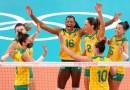 Vôlei feminino do Brasil vence Coreia e vai à final contra EUA