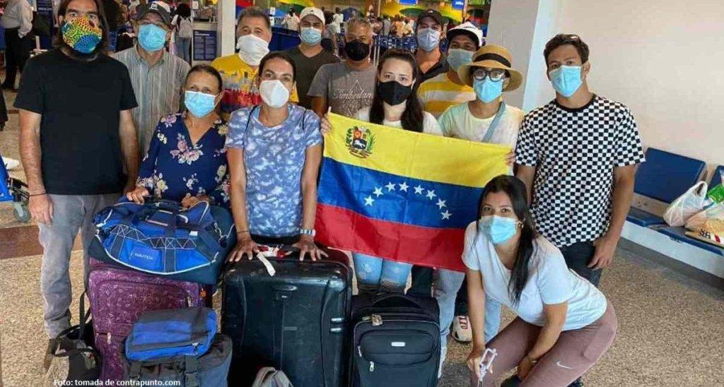 Siete nuevas ventanillas orientarán a migrantes venezolanos en la Republica Dominicana