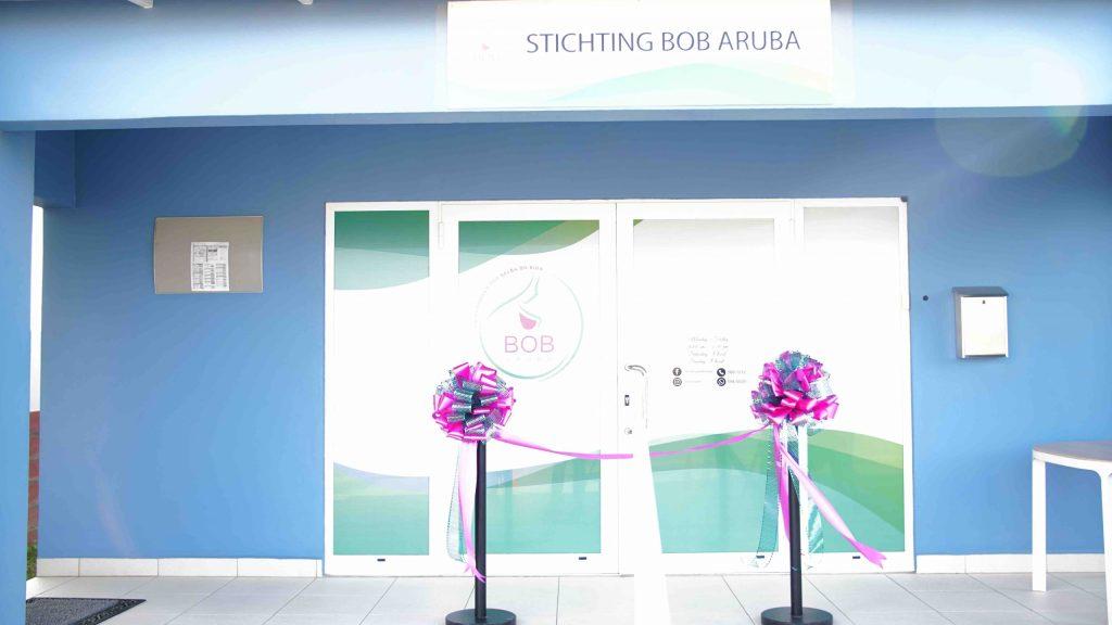 Inauguración de la nueva oficina de Stichting BOB