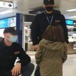 """Niña venezolana escapó al aeropuerto en Italia porque quería conocer el """"lugar donde nació"""""""