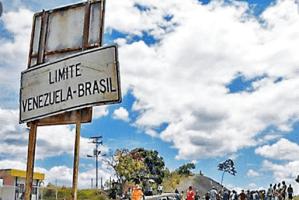 limite venezuela y brasil