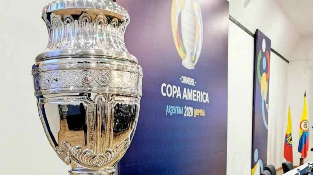 Brasil quiere quitarle el puesto a Colombia ante la Copa América