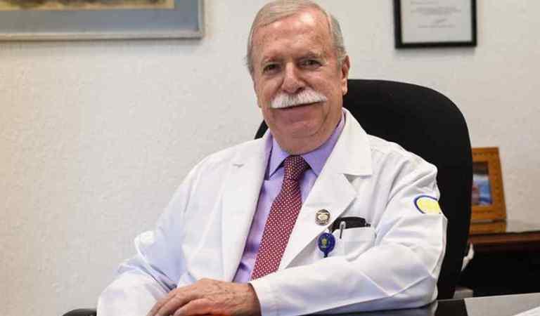 "Al grito de ""no estás solo"" médicos respaldan a director del Hospital Infantil (video)"