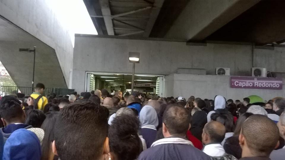 Capão Redondo Linha 5-Lilás