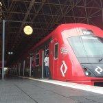 Expresso Leste Guaianases Trem série 8500 Linha 11-Coral tarifa