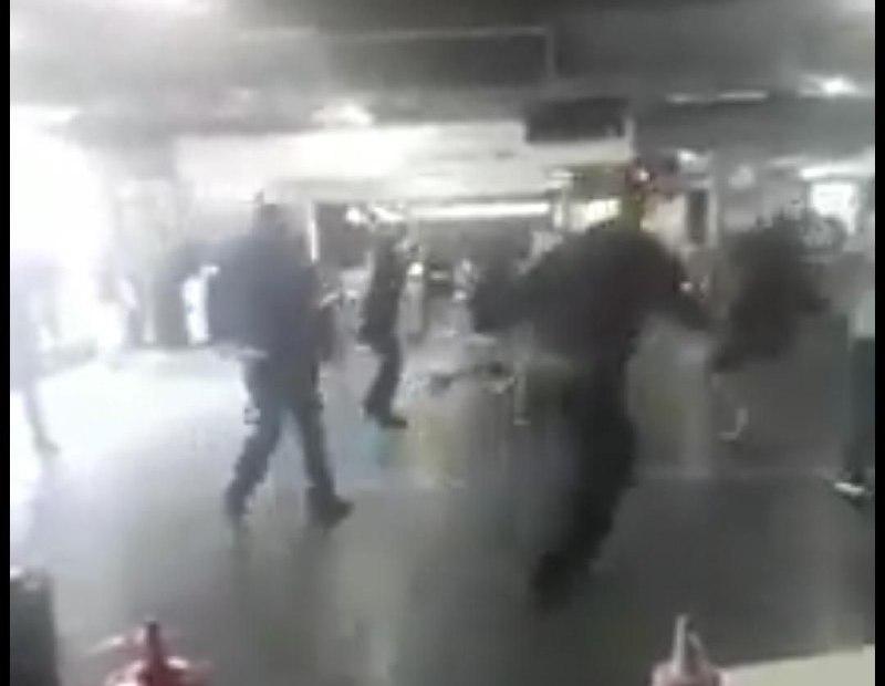 segurança do Metrô