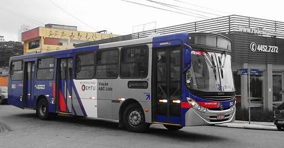 ônibus do abc ônibus no ABC