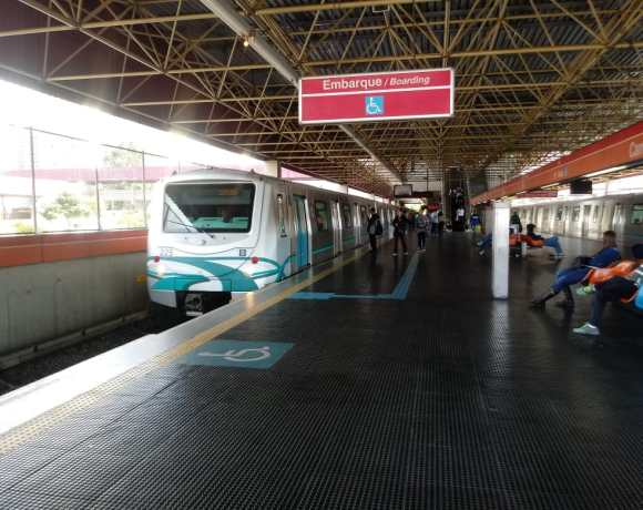 Linha 3-Vermelha do Metrô