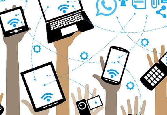 Rede de Wi-Fi