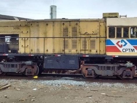 Locomotiva da CPTM
