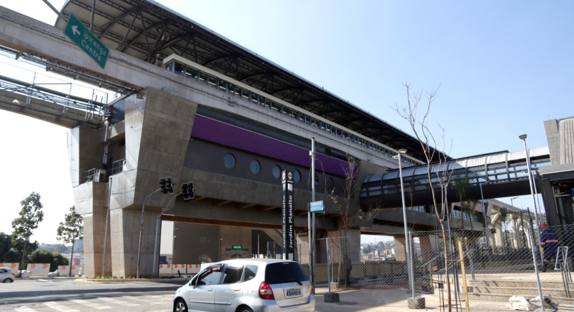 Estação Jardim Planalto