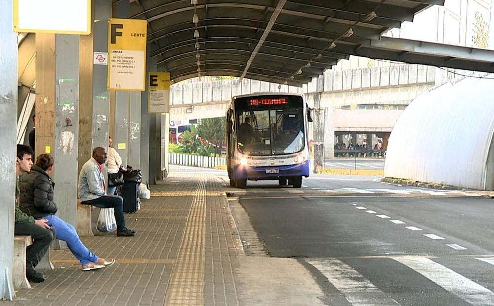 Ônibus de Limeira