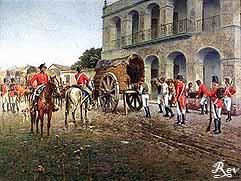 Photo of Setiembre 12 de 1806: PRIMER SAQUEO INGLÉS A LA ARGENTINA