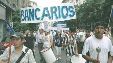 Photo of MIÉRCOLES 8, PARO BANCARIO