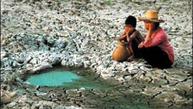 el agua y la corrupción en torno suyo