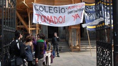 Photo of COLEGIOS TOMADOS: HOY PROTESTA ESTUDIANTIL FRENTE AL PIZZURNO