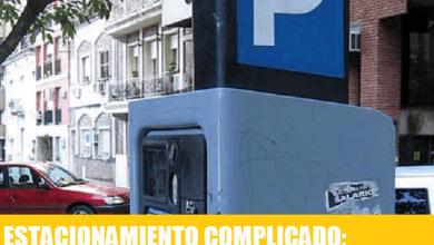 Photo of ¡NO A LOS PARQUÍMETROS EN LUGANO-RIACHUELO!