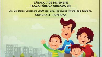 """Photo of """"TU BARRIO Y VOS"""" LLEGA A LA COMUNA 4 CON ACTIVIDADES PARA TODA LA FAMILIA"""