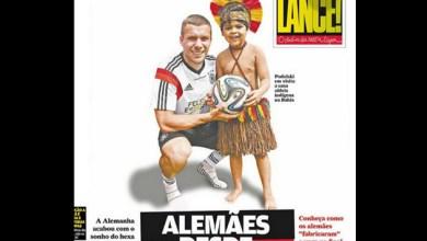 Photo of LOS BRASILEROS SON AHORA: «ALEMANES DESDE CHIQUITOS»