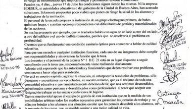 Photo of LA ESCUELA  Nº 1 D.E. 21 «CONCEJAL ALBERTO SALVATORI Y SUS MALES